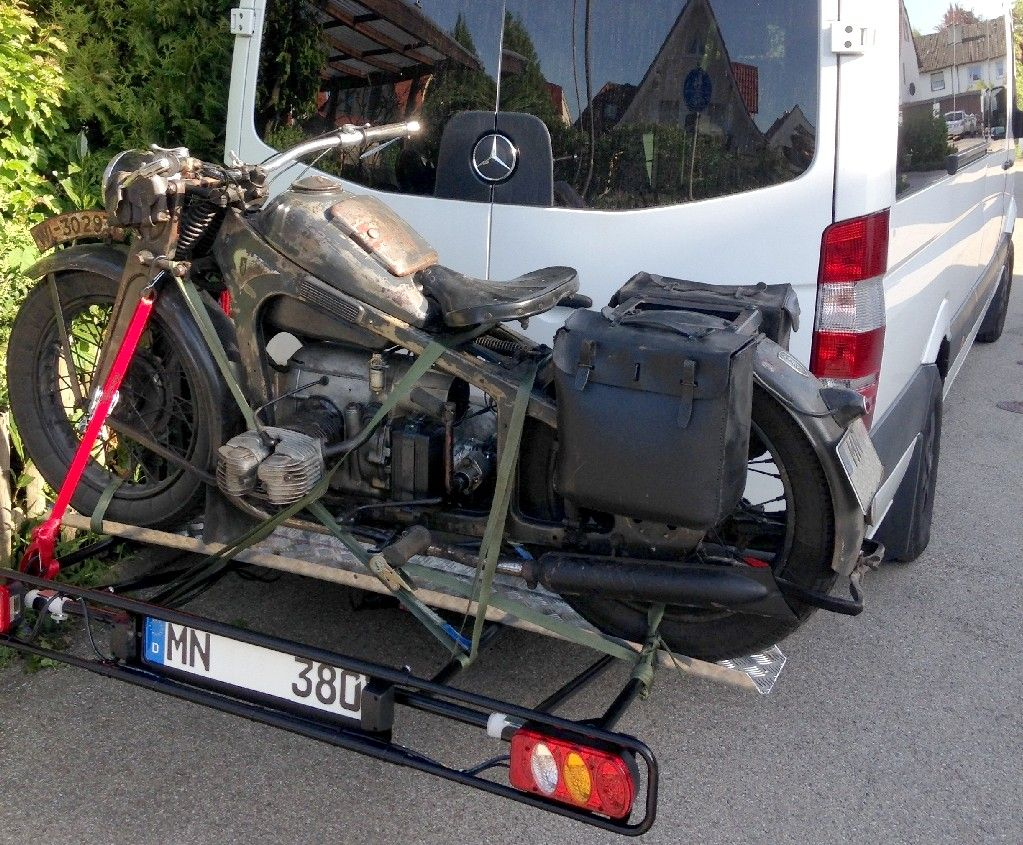 CATE Motorcycle Carrier | Tola-Tools Onlineshop
