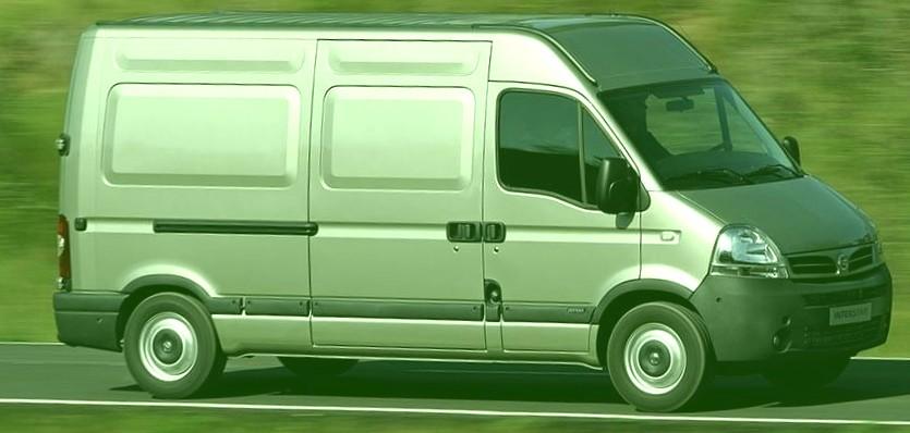 Cate Heckträger Opel Movano