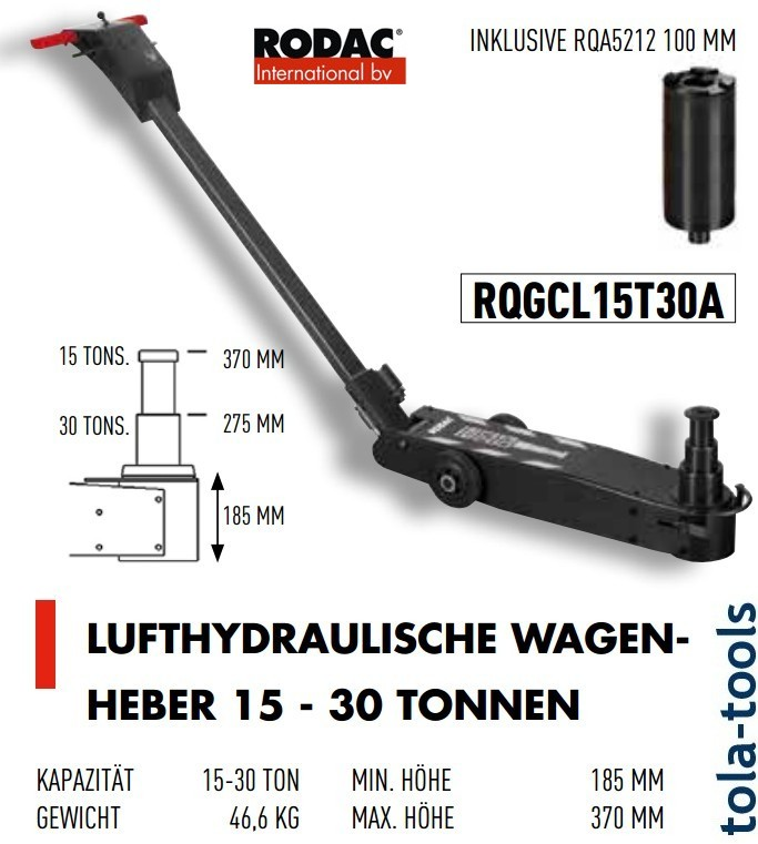 Rodac Werkzeug