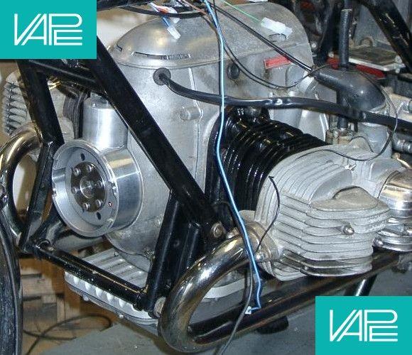 Zündapp KS600 Powerdynamo