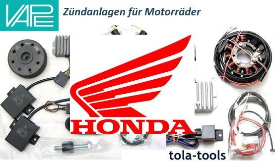 Powerdynamo Zündanlagen für Honda
