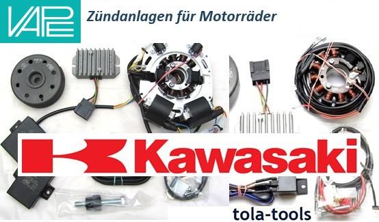 VAPE Zündanlagen für Honda Motorräder