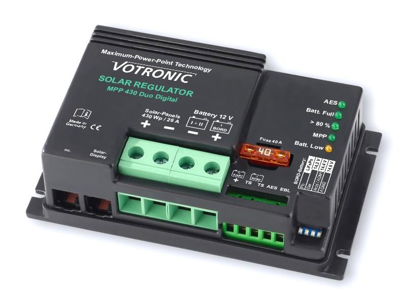 Votronic MPP Solarregler | Votronic Outlet Bestell Shop