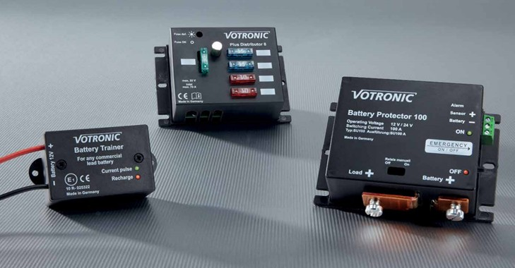 Votronic Geräte - Battery Trainer Plus Distributor