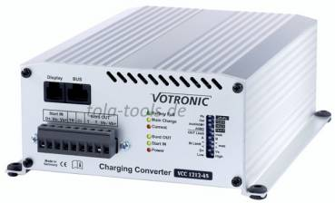 Votronic 3323 Lade-Wandler 12V 45A - VCC 1212-45