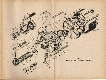 ATE T50 Alfred Teves  - Power Brake System Manual 1951