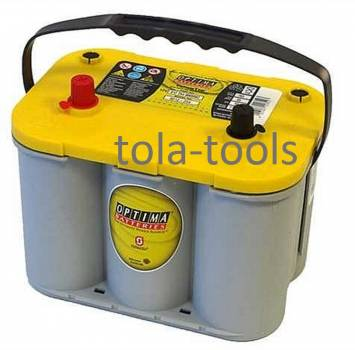 Optima Yellow Top YT S - 4.2 12V 55Ah AGM Batterie