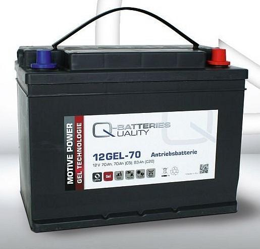q batteries 12gel 70 12v 70ah battery online. Black Bedroom Furniture Sets. Home Design Ideas