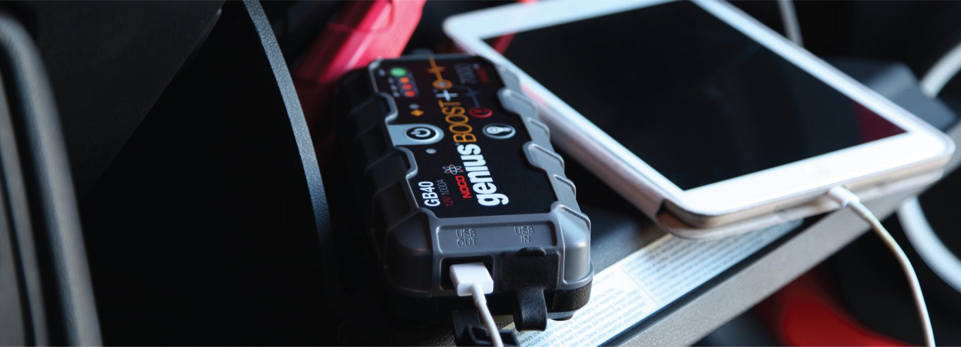 Noco GB40  Plus 1000A Litium Jump Starter