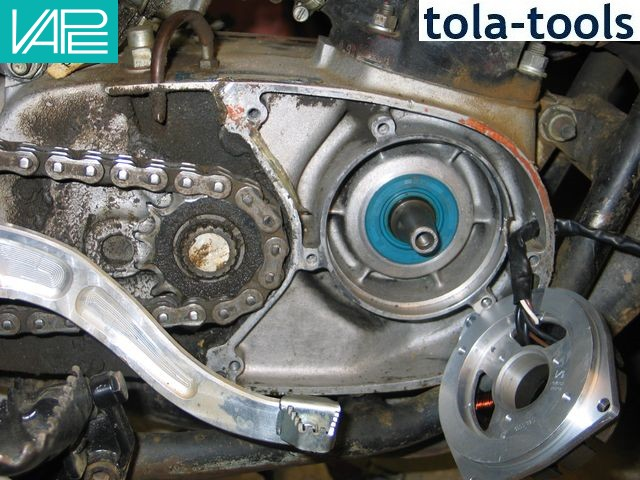 electronic ignition Maico 250 - 440 Bosch | VAPE Online Shop