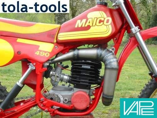 VAPE Ignition Maico 250 - 490 3-Shaft