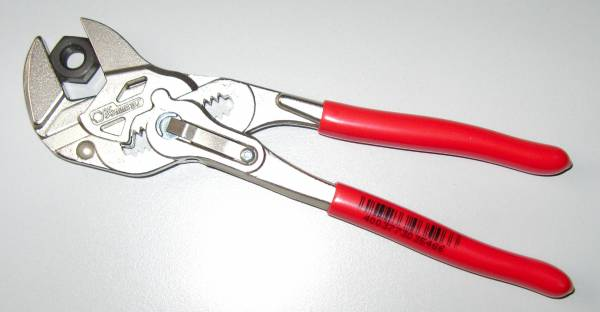 Knipex - Pliers Wrenches - two in one - Set of 4 tools