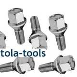 Wheel Bolts for BMW 5 6 7