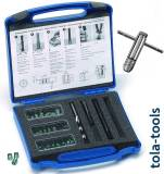 HELICOIL Repair Set M8x1.0 - plus tool